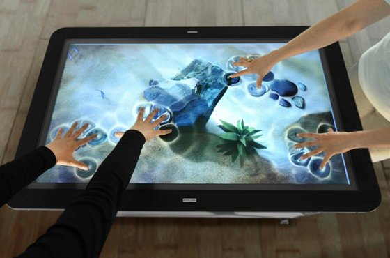 Habefast Blog Article Tendances Marketing 2015 Tables Tactiles Multitouch