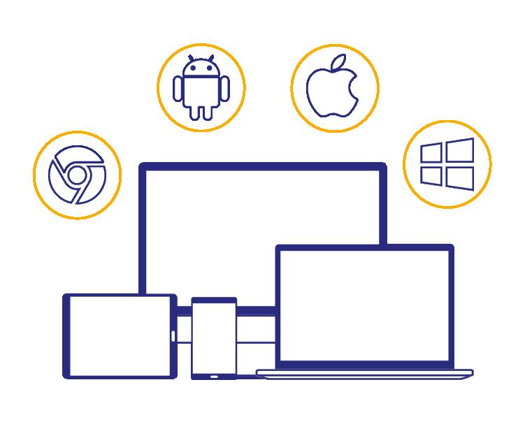 Habefast Infographie Présentation Intéractive Appareils 4 Logos
