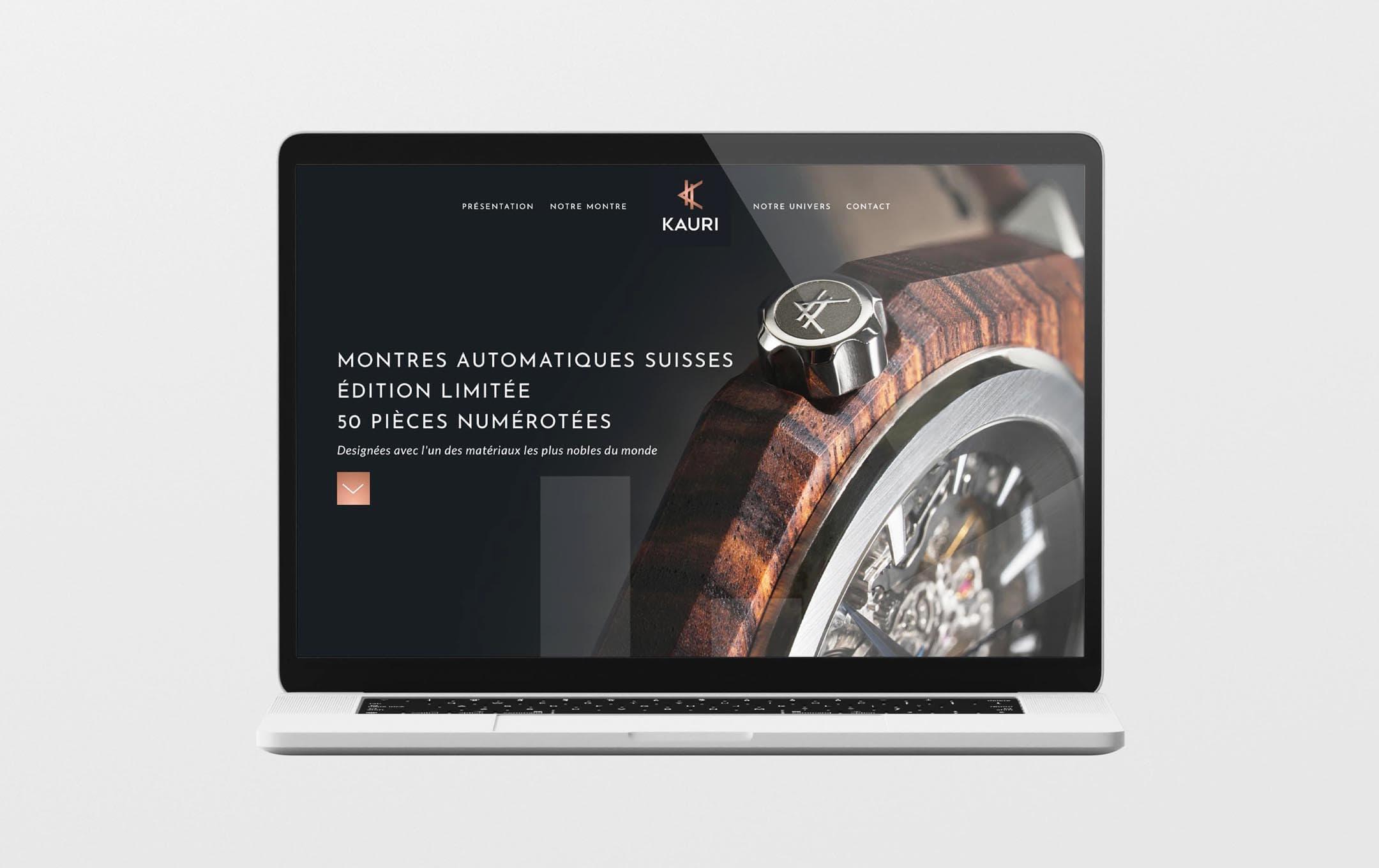Habefast Etude De Cas Kauri Webdesign Front