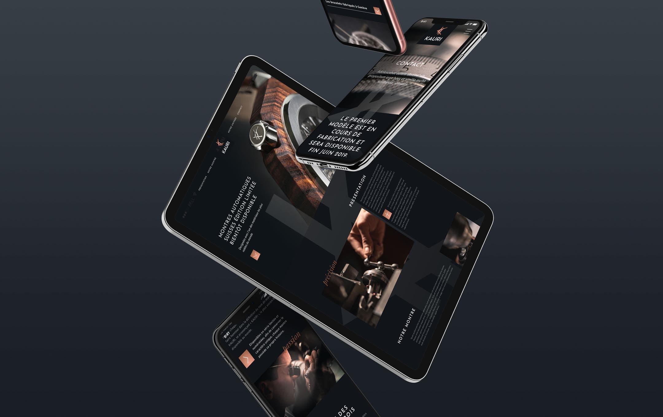 Habefast Etude De Cas Kauri Webdesign Responsive